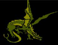 Mage dragon FE1