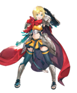 Amelia (Resplendente) Heroes