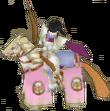 FE10 Astrid Silver Knight Sprite