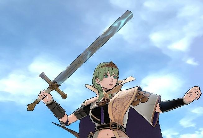 Sword of Begalta