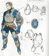 Concept Archer d'Elite homme