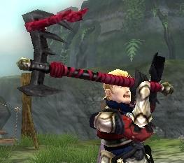 Raider Axe