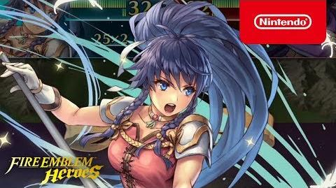 Fire Emblem Heroes - New Heroes (The Sacred World)