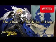 Fire Emblem Heroes - The Choice of the King of Lions