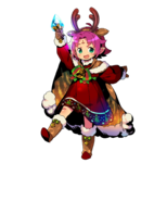 Fae Gifts of Winter Heroes