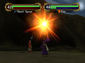 Fire path of radiance
