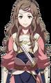 Retrato Mi habitación Hana - Fire Emblem Fates