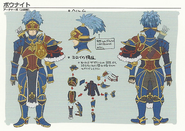 Echoes Bow Knight Concept
