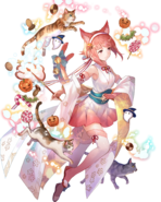 Trick or Defeat Sakura Skill