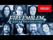 Fire Emblem Castle Conversations – Fire Emblem 30th Anniversary