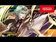 Fire Emblem Heroes - Legendary Hero (Byleth- The Fódlan Star)