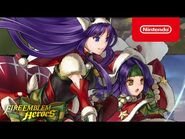 Fire Emblem Heroes - Special Heroes (A Festival Miracle)