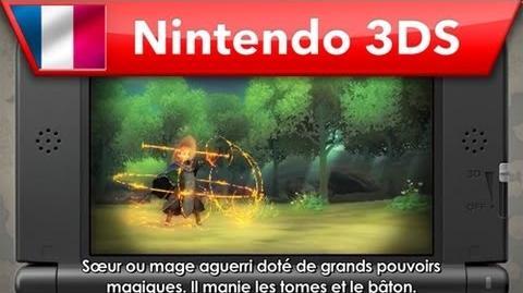 Fire Emblem Awakening - Classes de personnages (Nintendo 3DS)