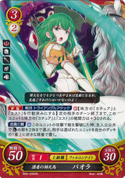 Quick-Witted Looker Gray B09-008N Fire Emblem Cipher 09
