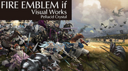 Fire Emblem if Visual Works – Pellucid Crystal cover full artwork