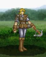 Rennie battle (Bow Master)