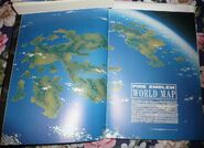 Archanea and Barensia Complete World Map