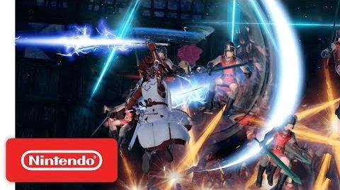 Fire Emblem Warriors/DEMO Version