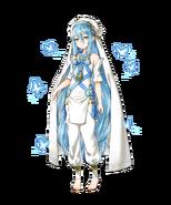 Artwork de Azura, Joven cantante (1) - Fire Emblem Heroes