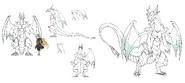 White dragon concept 2
