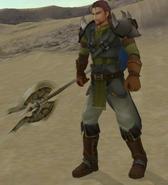 FE10 Warrior (Nolan)