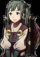 Retrato Midori - Fire Emblem Fates