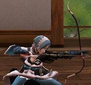 FE14 Setsuna's Yumi (Bow)