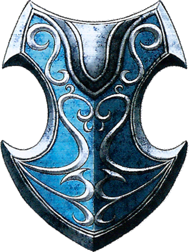 Blessed Shield