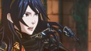 Lucina's mask breaking