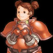 Meg portrait