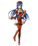 Full Portrait Lilina