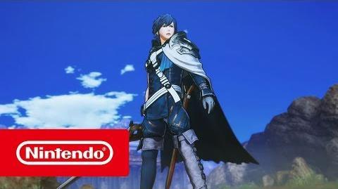 Fire Emblem Warriors - Tráiler del Nintendo Direct (Nintendo Switch)