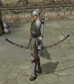 Steel Longbow
