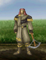 Shirou battle (dismounted Mamluke)