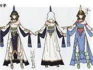 3H Dancer concept