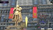 Emperor Wilhelm Statue