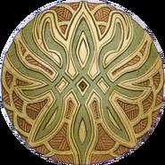 3H Flames Crest Stone concept