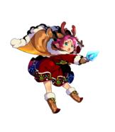 Fae Gifts of Winter Fight
