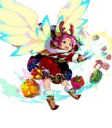 Fae Gifts of Winter Skill