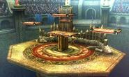 Arène de Regna Ferox Smash 3DS