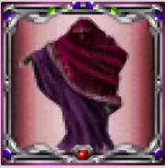 Dark priest portrait