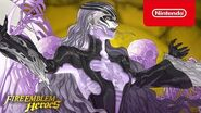 Fire Emblem Heroes - Mythic Hero (Hel Death Sovereign)