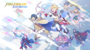 FE Lost Heroes cast