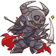 Alguno de los héroes - Caballero Sanguinario (2) - Fire Emblem Heroes