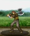 Samson battle
