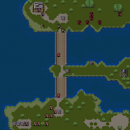FE3 Chapter 8 Map