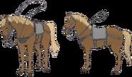 Mist horse concept