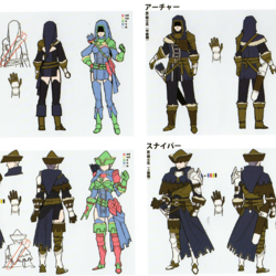 List of classes in Fire Emblem: Three Houses
