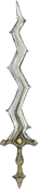 Levin Sword (FE13 Artwork)