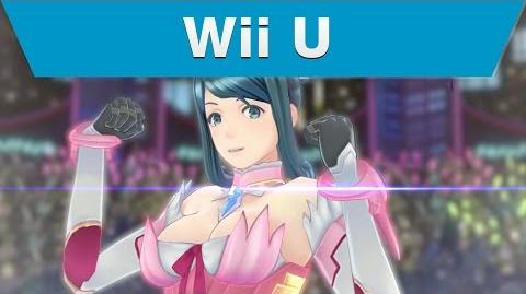 Wii U - Shin Megami Tensei and Fire Emblem Crossover Project Gameplay Trailer